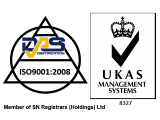 Amtery awarded ISO 9001:2008 certification